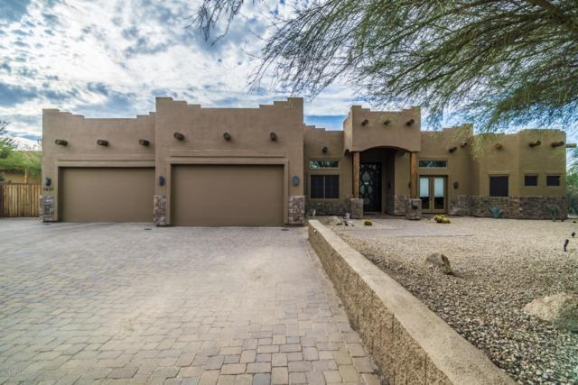 5633 E Perdido Drive, Cave Creek, AZ 85331 (MLS #5850630) :: The Laughton Team