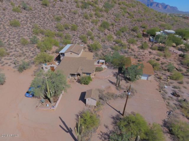 5351 N Monterey Drive, Apache Junction, AZ 85120 (MLS #5850713) :: Yost Realty Group at RE/MAX Casa Grande