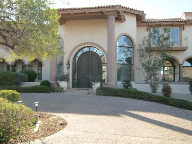 8648 E Maverick Circle, Carefree, AZ 85377 (MLS #5850726) :: The Pete Dijkstra Team