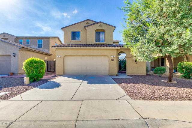 10423 W Hughes Drive, Tolleson, AZ 85353 (MLS #5850864) :: The W Group