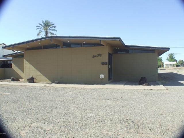 250 W Pinkley Avenue, Coolidge, AZ 85128 (MLS #5851139) :: The W Group