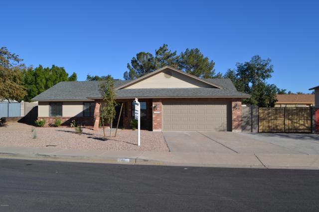 1309 N Raven Street, Mesa, AZ 85207 (MLS #5851345) :: Realty Executives