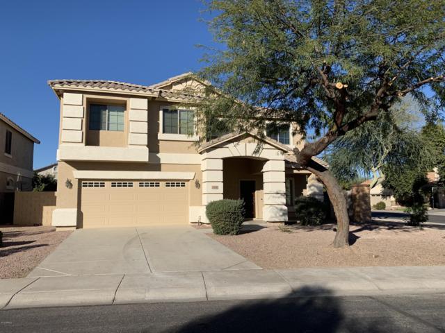 1306 E Birdland Drive, Gilbert, AZ 85297 (MLS #5851550) :: The W Group