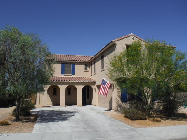 2283 S Hughes Drive, Buckeye, AZ 85326 (MLS #5851765) :: The Results Group