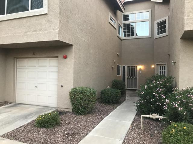 1633 E Lakeside Drive #77, Gilbert, AZ 85234 (MLS #5851906) :: The Kenny Klaus Team