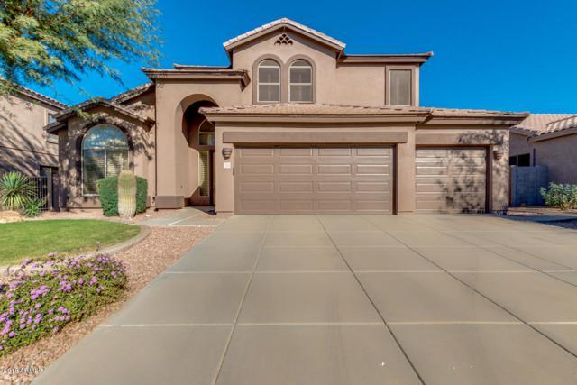 3060 N Ridgecrest #78, Mesa, AZ 85207 (MLS #5851987) :: CC & Co. Real Estate Team