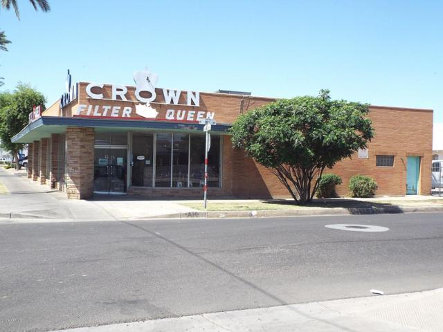 1800 W Van Buren Street, Phoenix, AZ 85007 (MLS #5852098) :: Team Wilson Real Estate