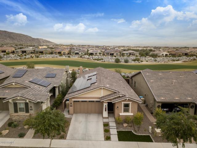 20774 W Hillcrest Boulevard, Buckeye, AZ 85396 (MLS #5852386) :: Team Wilson Real Estate