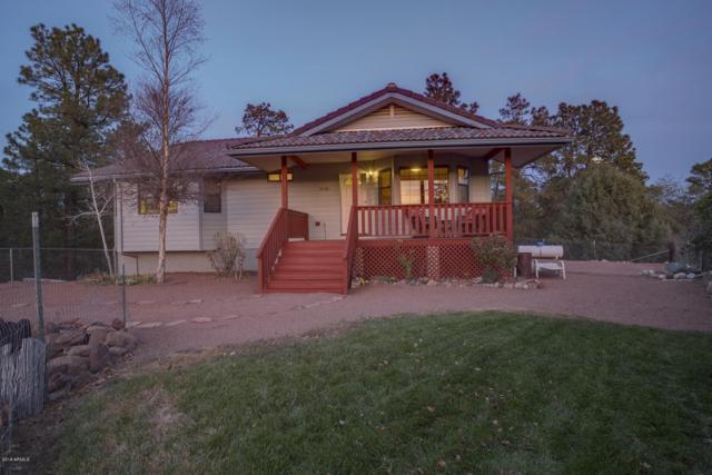 145 S Rolloff Lane, Star Valley, AZ 85541 (MLS #5852402) :: The Daniel Montez Real Estate Group