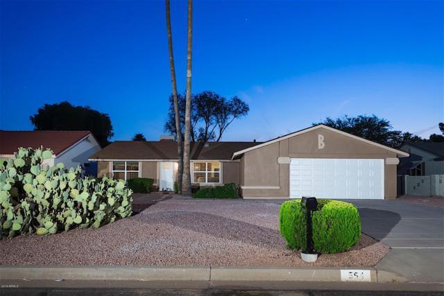554 S 72ND Street, Mesa, AZ 85208 (MLS #5852419) :: The W Group