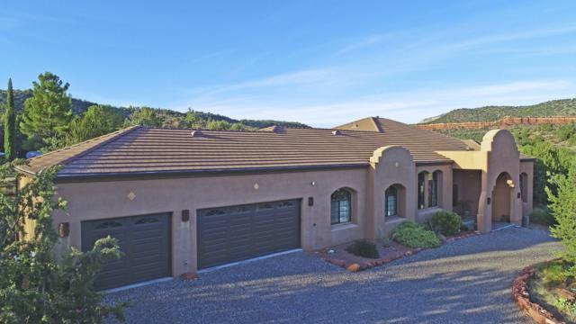 2 Chrysona Lane, Sedona, AZ 86336 (MLS #5852432) :: CC & Co. Real Estate Team