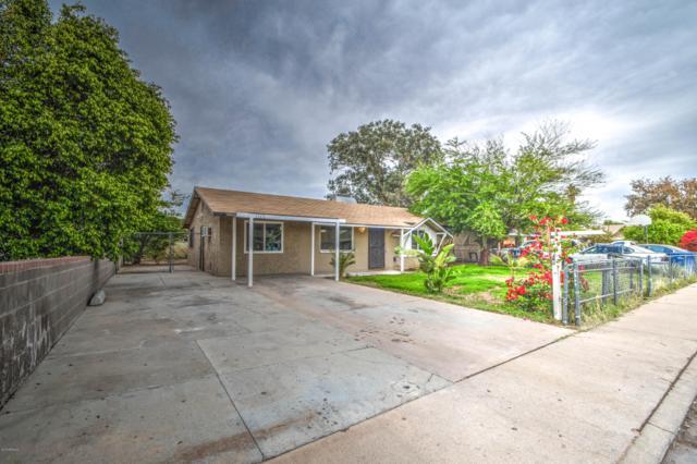 1548 W Carol Avenue, Mesa, AZ 85202 (MLS #5852504) :: The Laughton Team
