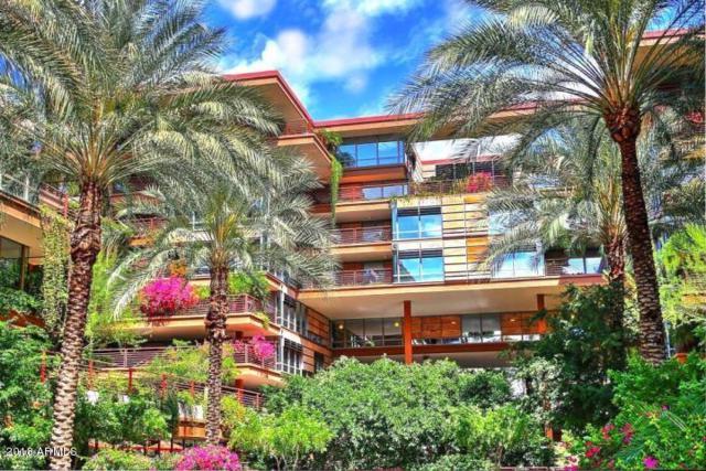 7161 E Rancho Vista Drive #3006, Scottsdale, AZ 85251 (MLS #5852567) :: Lux Home Group at  Keller Williams Realty Phoenix