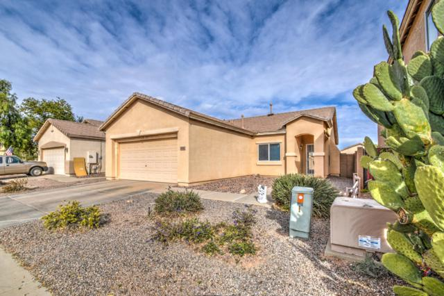 816 W Spruell Avenue, Coolidge, AZ 85128 (MLS #5852581) :: Yost Realty Group at RE/MAX Casa Grande