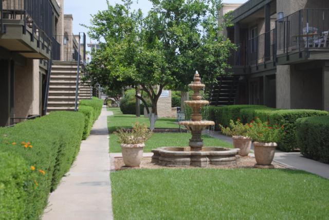2228 E Campbell Avenue #101, Phoenix, AZ 85016 (MLS #5852871) :: The Daniel Montez Real Estate Group