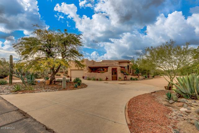 37042 N Tree Lined Trail, Carefree, AZ 85377 (MLS #5853049) :: Arizona Best Real Estate