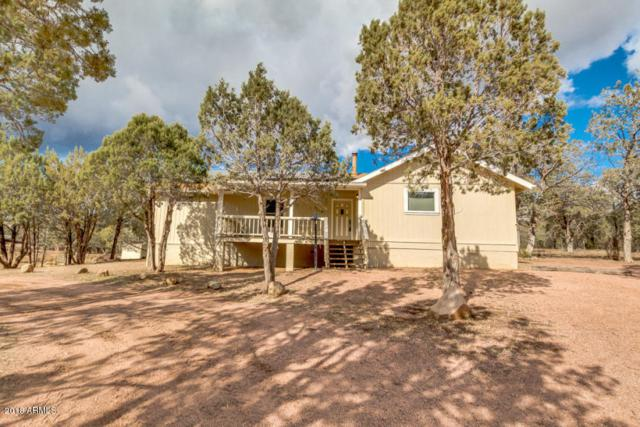 8005 W Gibson Ranch Road, Payson, AZ 85541 (MLS #5853226) :: RE/MAX Excalibur