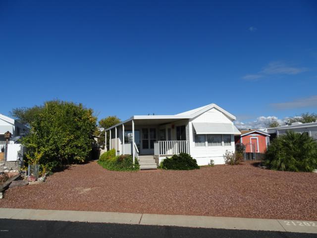 21282 W Westward View Road, Congress, AZ 85332 (MLS #5853343) :: The Daniel Montez Real Estate Group