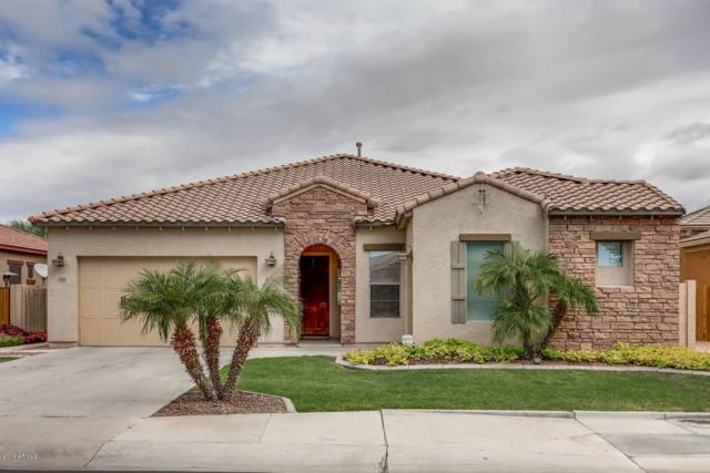 4299 N 153RD Lane N, Goodyear, AZ 85395 (MLS #5853344) :: The Garcia Group