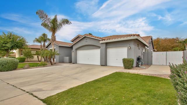 5540 S White Drive, Chandler, AZ 85249 (MLS #5853345) :: The Kenny Klaus Team