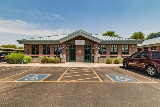 2812 N Norwalk Street 103-104, Mesa, AZ 85215 (MLS #5853439) :: The Daniel Montez Real Estate Group