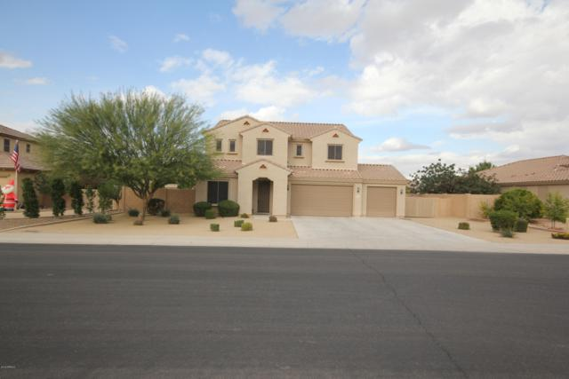 11054 E Raleigh Avenue, Mesa, AZ 85212 (MLS #5853528) :: The Property Partners at eXp Realty