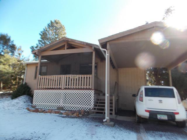 2073 Sagebrush Drive, Overgaard, AZ 85933 (MLS #5853610) :: The Daniel Montez Real Estate Group