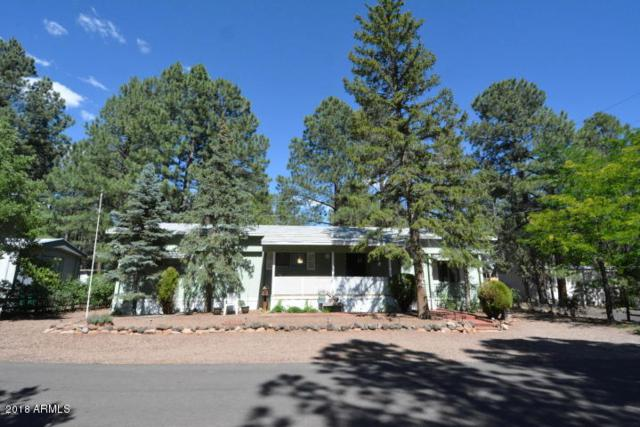 1091 N 44TH Drive, Show Low, AZ 85901 (MLS #5853746) :: Team Wilson Real Estate