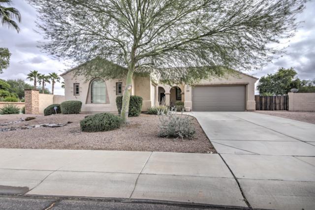 4549 S Redrock Street, Gilbert, AZ 85297 (MLS #5853813) :: The W Group