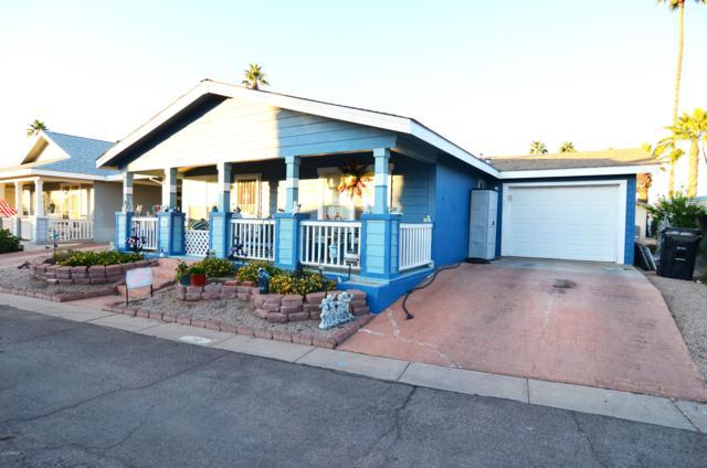 201 S Greenfield Road #70, Mesa, AZ 85206 (MLS #5854138) :: The Daniel Montez Real Estate Group