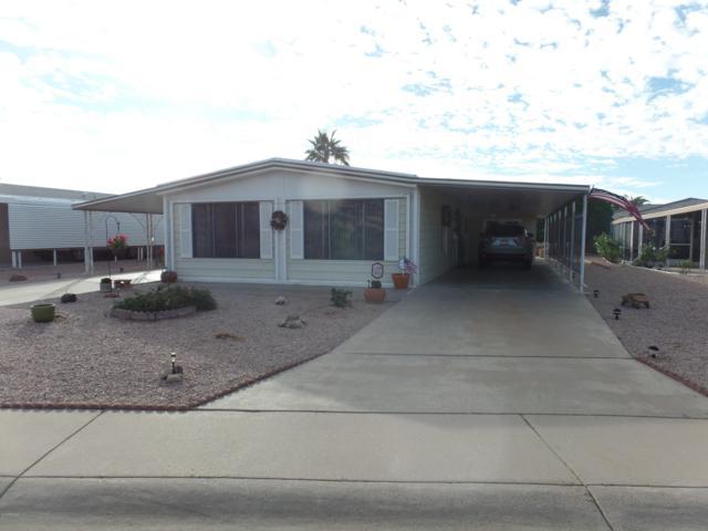 2363 N Nicklaus Drive, Mesa, AZ 85215 (MLS #5854356) :: RE/MAX Excalibur
