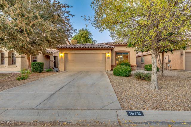 1672 E Bradstock Way, San Tan Valley, AZ 85140 (MLS #5854409) :: Team Wilson Real Estate