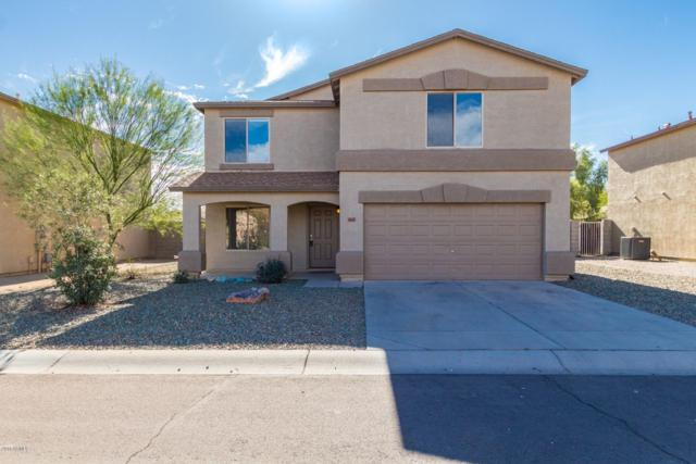 1165 E Denim Trail, San Tan Valley, AZ 85143 (MLS #5854418) :: Team Wilson Real Estate