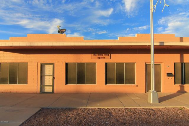 354 W Coolidge Avenue, Coolidge, AZ 85128 (MLS #5854498) :: Yost Realty Group at RE/MAX Casa Grande