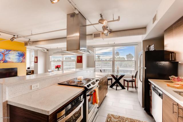 535 W Thomas Road #209, Phoenix, AZ 85013 (MLS #5854551) :: Team Wilson Real Estate