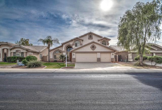 1815 E Pinto Drive, Gilbert, AZ 85296 (MLS #5854586) :: RE/MAX Excalibur