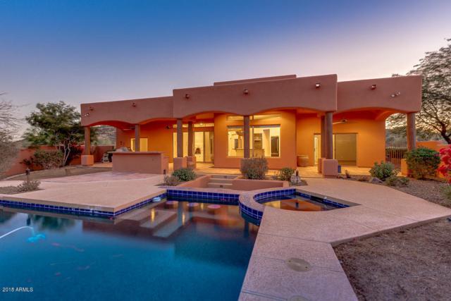 17505 E Quail Track Road, Scottsdale, AZ 85263 (MLS #5854593) :: Team Wilson Real Estate