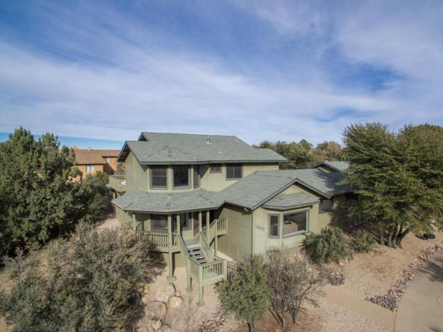 1908 Woods Trail, Prescott, AZ 86305 (MLS #5854707) :: Arizona 1 Real Estate Team