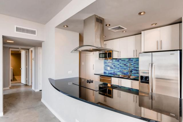 207 W Clarendon Avenue C19, Phoenix, AZ 85013 (MLS #5854711) :: The Daniel Montez Real Estate Group
