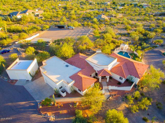3756 N Hawes Road, Mesa, AZ 85207 (MLS #5854725) :: Realty Executives