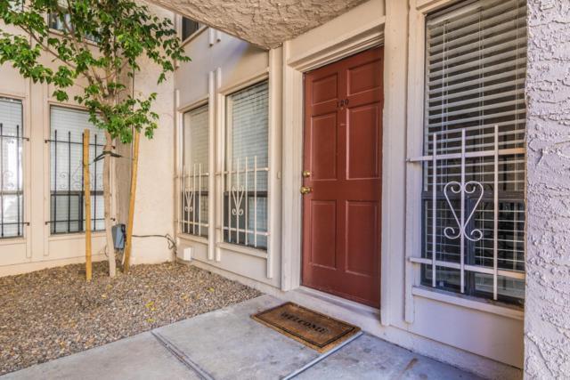 3002 N 70TH Street #120, Scottsdale, AZ 85251 (MLS #5854754) :: My Home Group