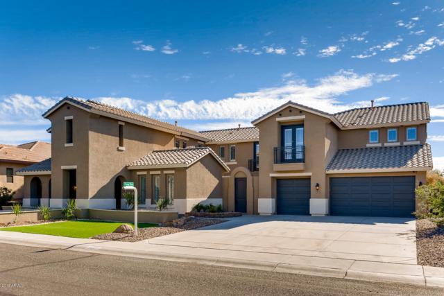 2231 W Twain Drive, Anthem, AZ 85086 (MLS #5854763) :: Desert Home Premier