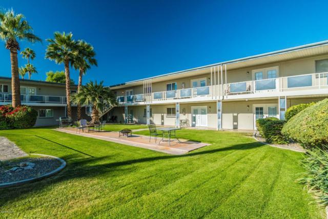 6834 E 4TH Street #17, Scottsdale, AZ 85251 (MLS #5854772) :: The Daniel Montez Real Estate Group