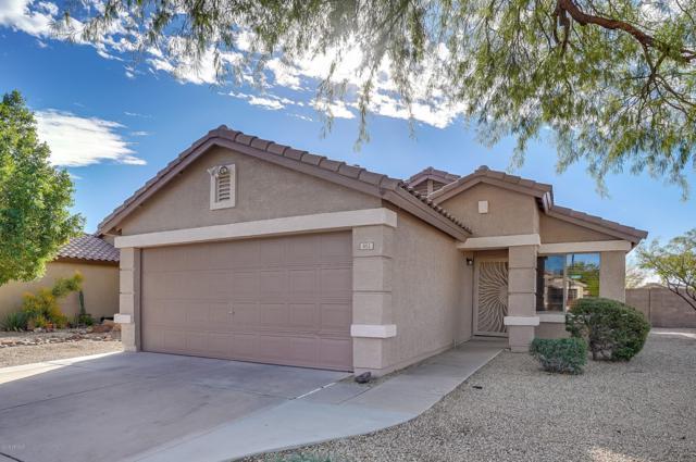 853 E Graham Lane, Apache Junction, AZ 85119 (MLS #5854832) :: The Bill and Cindy Flowers Team