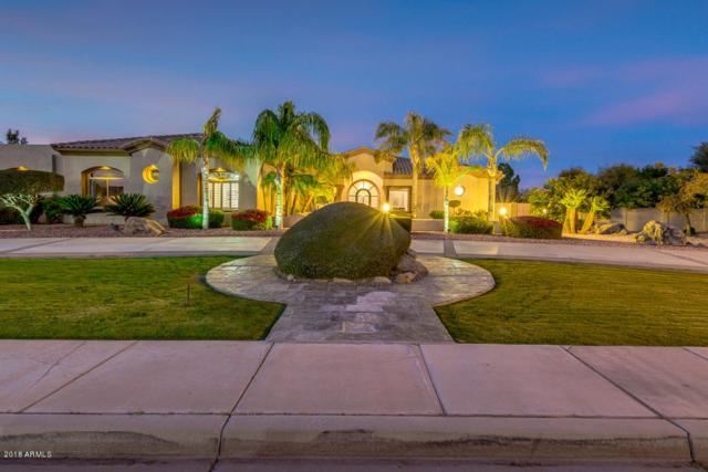 2634 E Rawhide Street, Gilbert, AZ 85296 (MLS #5854866) :: The W Group