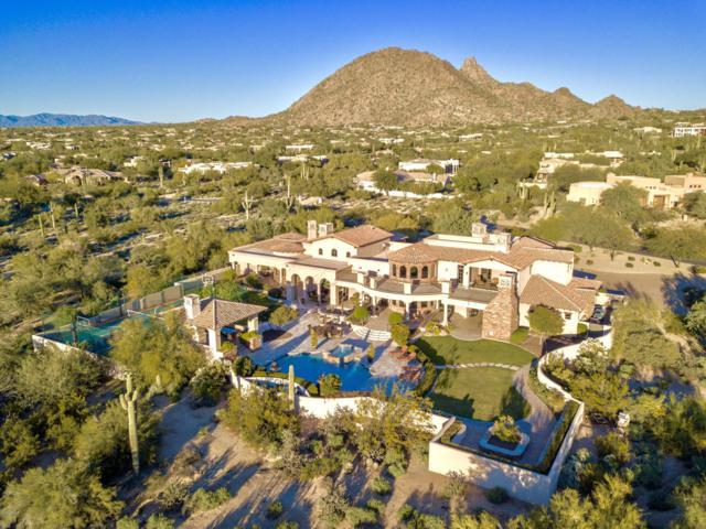 25150 N 93RD Street, Scottsdale, AZ 85255 (MLS #5854867) :: Brett Tanner Home Selling Team