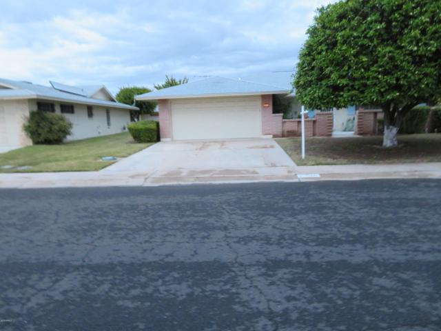 10616 W Saratoga Circle, Sun City, AZ 85351 (MLS #5854923) :: Yost Realty Group at RE/MAX Casa Grande