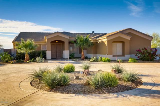 28823 N 204TH Lane, Wittmann, AZ 85361 (MLS #5854930) :: Scott Gaertner Group