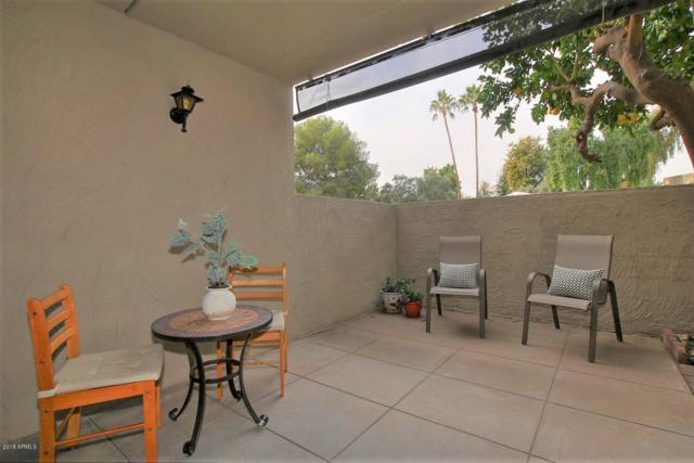 4201 E Camelback Road #95, Phoenix, AZ 85018 (MLS #5854946) :: Keller Williams Legacy One Realty