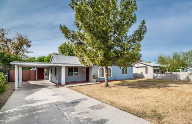 134 N Pomeroy, Mesa, AZ 85201 (MLS #5854955) :: The Daniel Montez Real Estate Group